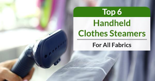 best handheld clothes steamer