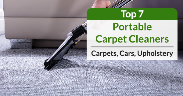 Best Portable Handheld Carpet Cleaners