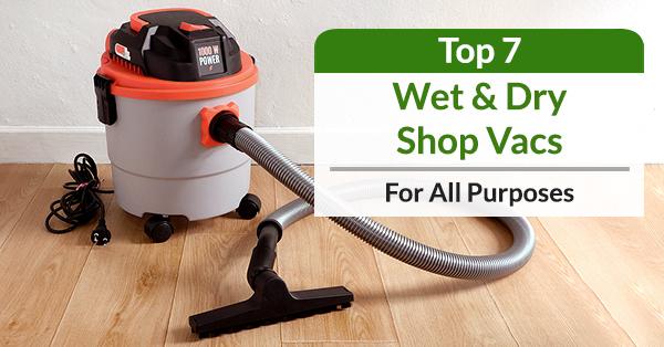Best Wet & Dry Shop Vacs