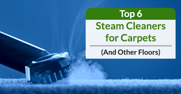 best steam cleaners for carpets